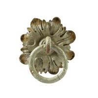 Metall-Möbelknopf - Aruna   Vintage mit Griff